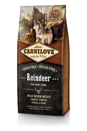 Carnilove Adult Dog -  Reindeer