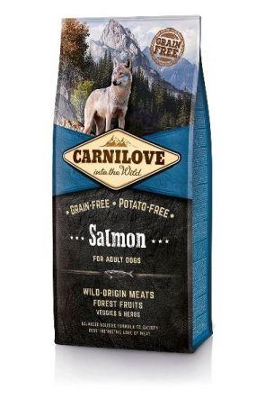 Carnilove Adult Dog -  Salmon