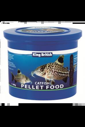 King British Catfish Pellets 600g