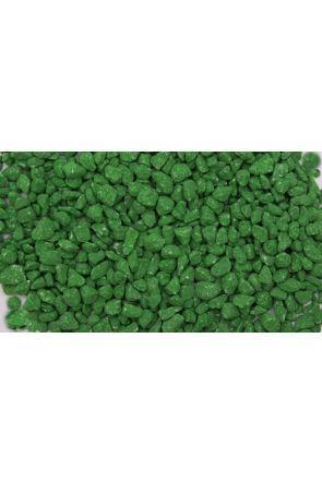 Unipac Dark Green Gravel 2kg