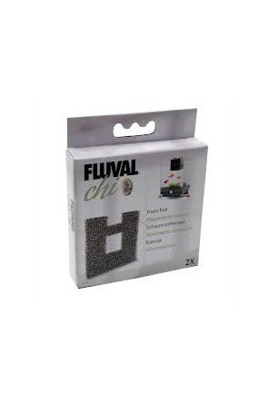 Fluval Chi Replacement Foam Pads (2 x 1 Pads) A1422