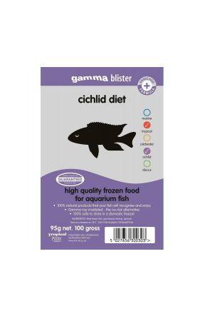 Gamma Cichlid Diet