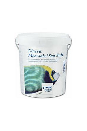 Tropic Marin Salt - 20kg bucket  (600 litre)