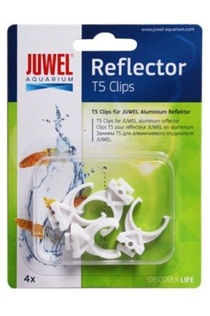 Juwel Reflector light clips T5