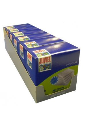 Juwel Standard Poly Pads - 6 Box Bulk Buy