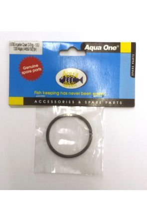 Aqua One replacement Impeller Cover O Ring for 1000 / 1200 External Filters (pn. 10780)