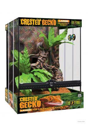 Exo Terra Crested Gecko Kit Large (PT3779)