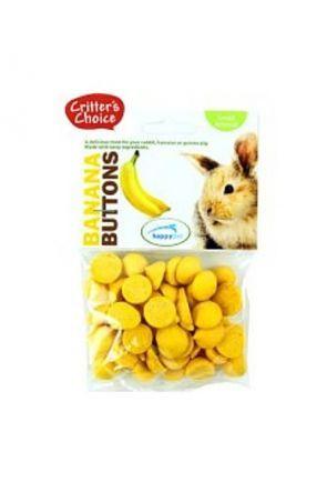 Banana Buttons 40g
