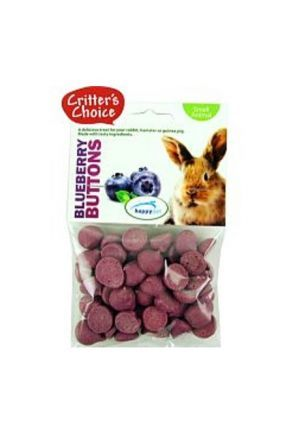 Blueberry Buttons 40g