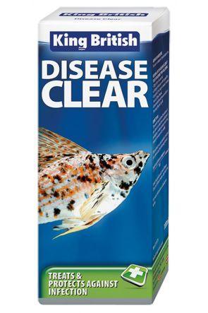 King British Disease Clear - 100ml