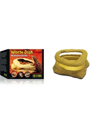 Exo Terra Worm Dish PT2816