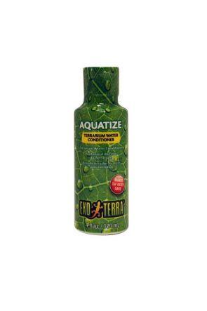 Exo Terra Aquatize Terrarium Water Conditioner - 120ml