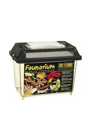 37cm x 22cm x 24cm Plastic Faunarium & Kit for Spiders