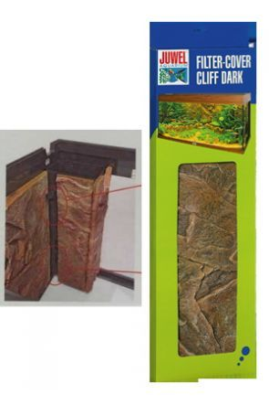 Juwel Filtercover - Cliff Dark