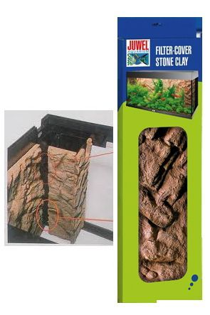 Juwel Filtercover -  Stone Clay