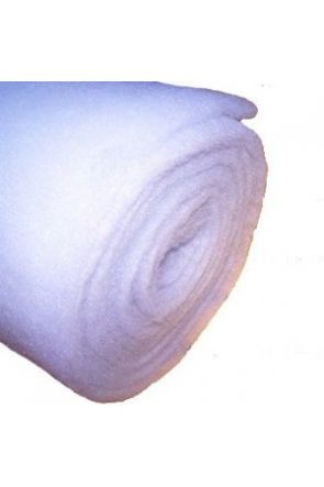 30m roll of filter wool (50cm wide)