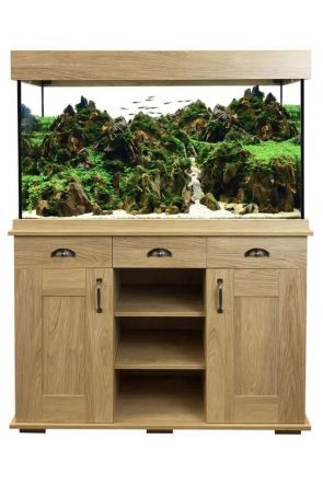 Fluval Shaker 252L Hampshire Oak