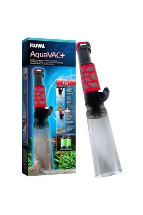 Fluval AquaVac+ Water Changer & Gravel Cleaner 11064