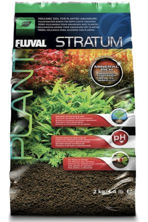 Fluval Stratum Planting Substrate 2KG