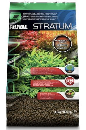 Fluval Stratum Planting Substrate 4KG