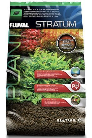 Fluval Stratum Planting Substrate 8KG