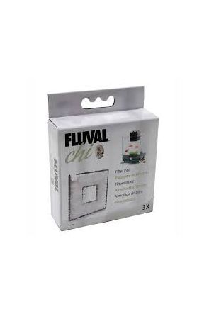 Fluval Chi Replacement Filter Pads (3 x 1 Filter Pads) A1420