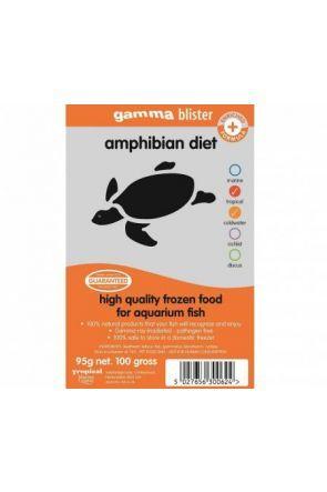 Gamma Amphibian Diet