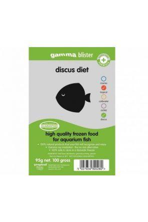 Gamma Discus Diet