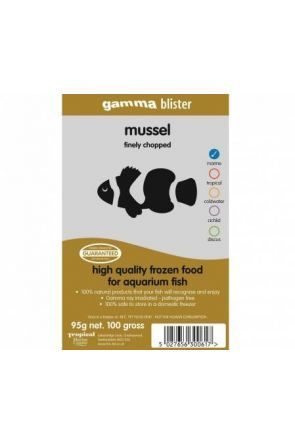 Gamma Finely Chopped Mussel