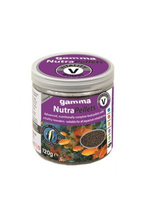 Gamma NutraPellets Vitality Boost 120g