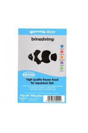 Gamma Brine Shrimp