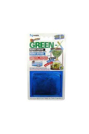 Hagen Green X Phosphate Remover - 4g sachet