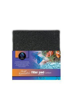 Hugo Kamishi Self Cut Carbon Filter Pad