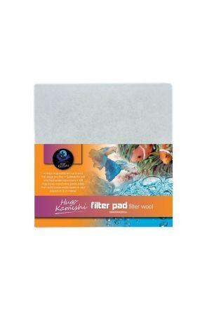 Hugo Kamishi Self Cut Filter Wool Filter Pad