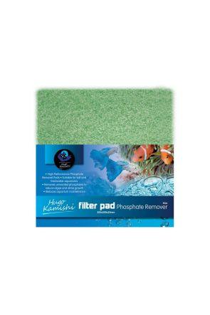 Hugo Kamishi Self Cut Phosphate Remover Filter Pad