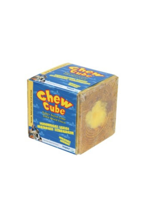 Happy Pet Chew Cube with Nesting Material