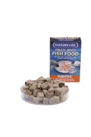 Interpet Freeze Dried Tubifex 5g