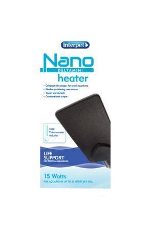 Interpet Nano Heater 15w
