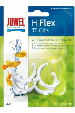 Juwel HiFlex Replacement T8 Clips