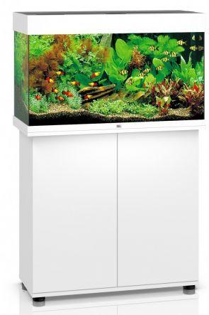 Juwel Rio 125 Aquarium & Cabinet White