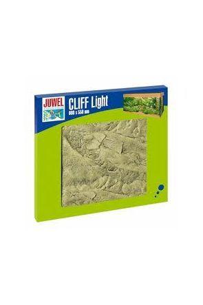 Juwel Aquarium Background - Cliff Light (60x55cm)