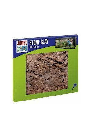 Juwel 3D Background - Stone Clay (60x55cm)