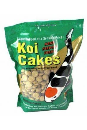 Koi Cakes