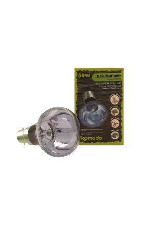 Komodo Neodymium Daylight Spot Lamp BC - 50 watt