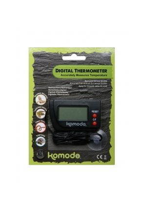 Komodo Digital Thermometer for Reptiles