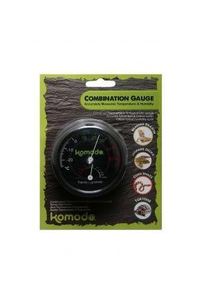 Komodo Dual Gauge