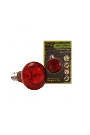 Komodo Infrared Spot Lamp BC - 50 watt