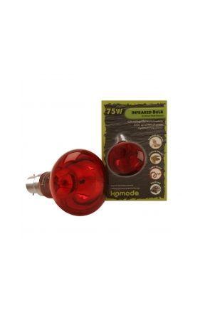 Komodo Infrared Spot Lamp BC - 75 watt