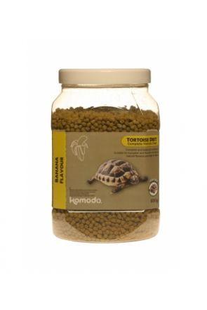 Komodo Tortoise Diet Banana 680g