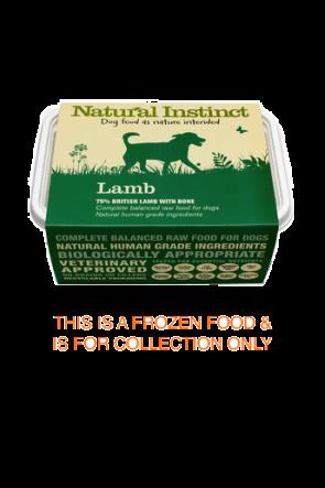 Natural Instinct Lamb 1kg
